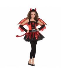 Подростковый костюм дьяволицы