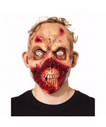 Маска кровавый зомби