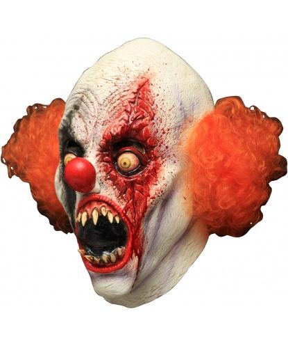 Латексная маска Сумасшедшего клоуна , латекс (Германия)