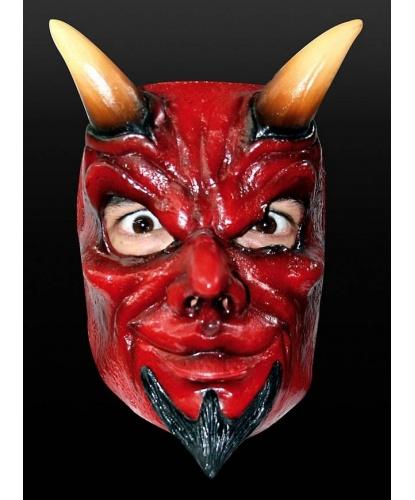 Латексная маска дьявола, латекс (Германия)