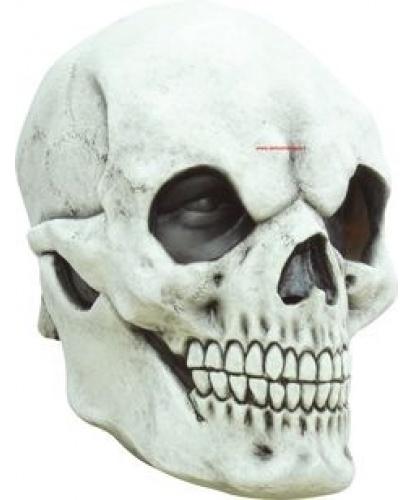 Маска Белый череп, латекс (Германия)