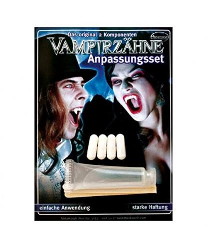 Клей для клыков, челюстей, зубов  (Германия)