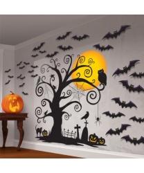 Декорация на стену - дерево