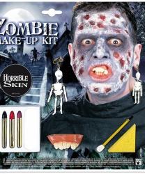 Набор грима Зомби - Грим, арт: 8608