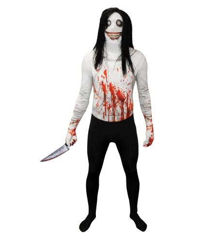 Морф-костюм убийца Джефф (Великобритания)