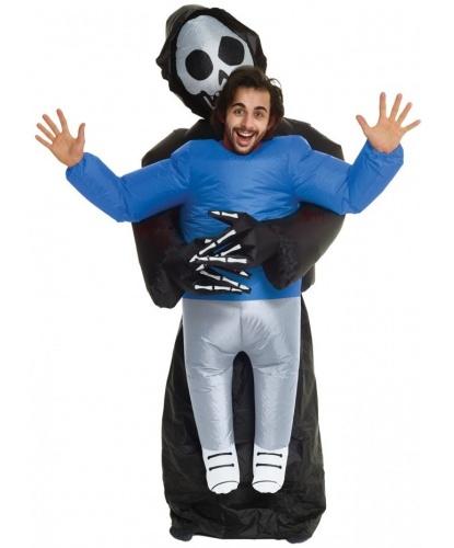 Надувной костюм Похищение Смертью: комбинезон, батарейный блок (Великобритания)