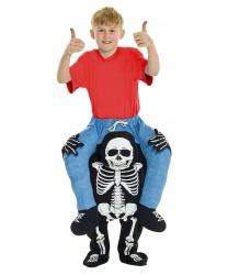 """Костюм-наездник """"Верхом на скелете"""" (детский)"""