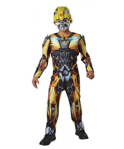Детский костюм Bumblebee (Transformers): комбинезон, маска (Германия)