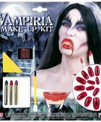 Набор грима  Вампирша  - Театральный грим, арт: 8647