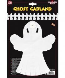 Гирлянда на Хэллоуин Привидения