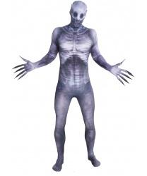 Морф-костюм серый Rake