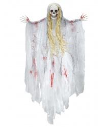 """Кукла на Хэллоуин """"Кровавое привидение"""""""