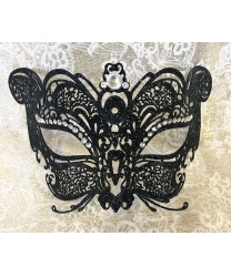 Венецианская ажурная маска BUTTERFLY