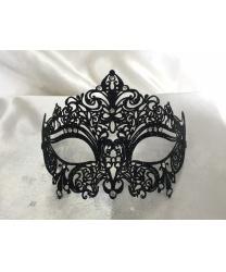 Венецианская маска GIGLIETTO с блестками