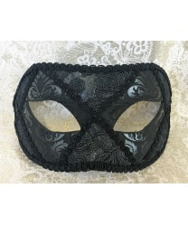Карнавальная, мужская маска Arlecchino
