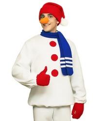 Набор снеговик - На голову, арт: 8801