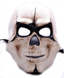 Маска большого черепа из папье-маше