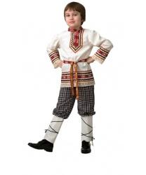 Костюм в славянском стиле