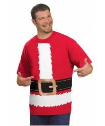 Футболка Санта-Клауса
