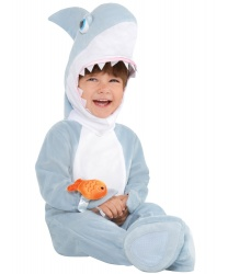 Костюм акулы на малышей