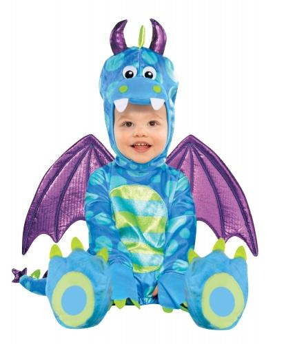 Костюм дракончика для малышей