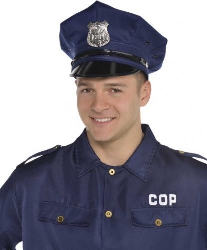Синяя фуражка полицейского (Германия)