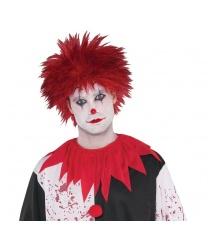 Парик безумного клоуна