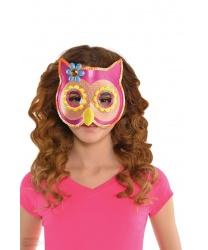 Детская маска Совы - Маски, арт: 8879