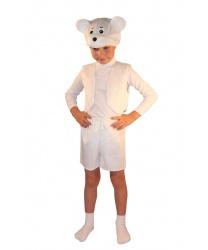 """Детский костюм """"Мишка Белый"""""""