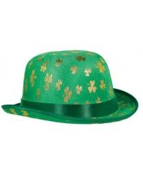 Зеленый котелок на День Святого Патрика