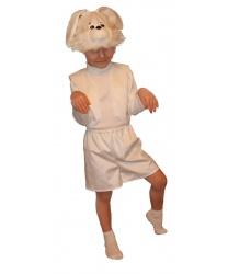 """Детский костюм """"Зайка Белый"""""""