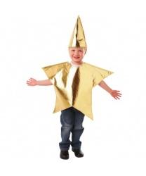 Костюм золотой звезды - Все детские костюмы, арт: 8914