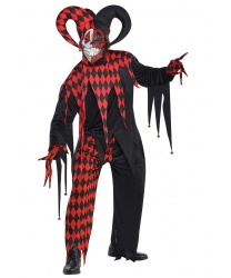 Костюм Джокера на Хэллоуин