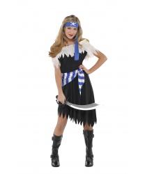 Костюм пиратки на подростка - Все детские костюмы, арт: 8922