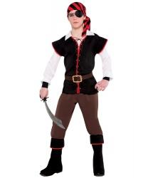 Костюм пирата на подростка