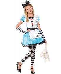 Костюм маленькой Алисы