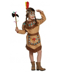 """Детский костюм """"Индианка"""""""