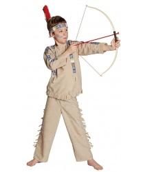 Детский костюм индейца