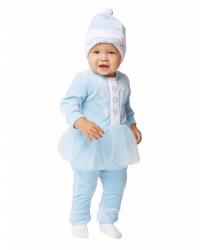 Костюм Снегурочки для малышки