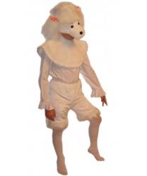 """Детский костюм """"Пудель"""""""