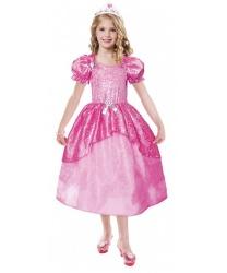 Костюм принцессы в розовом