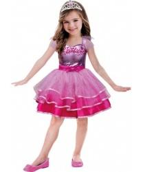 Платье Барби с пышной юбкой