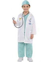 """Детский костюм """"Доктор со стетоскопом"""""""