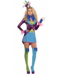 Женский костюм Безумного Шляпника от Bambolo