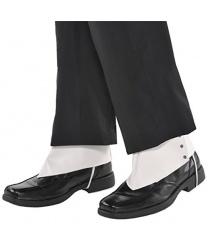 Гамаши в стиле 20-х годов - Накладки на обувь, арт: 8987