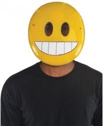 Маска улыбающегося эмоджи