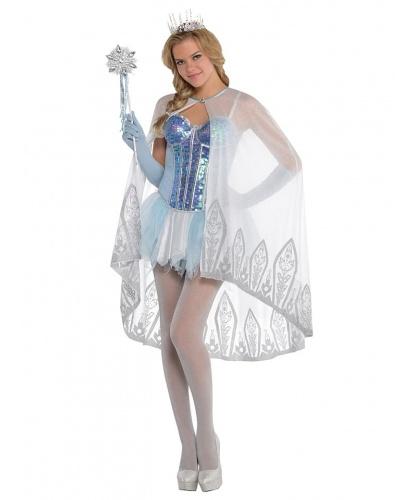 Накидка Ледяной принцессы: накидка (Германия)