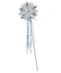 Волшебная палочка со снежинкой