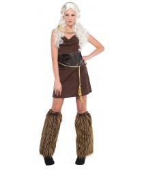 Платье воительницы