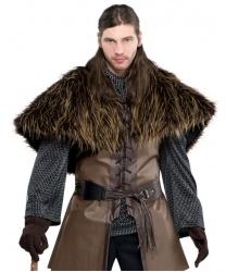 Меховая накидка Джона Сноу - Все мужские костюмы, арт: 8999